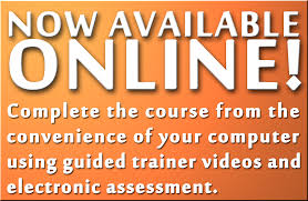 new course now available online dual certificate ch course options