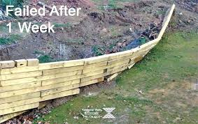 building a wooden retaining wall retaining wall builder in professional crew cost of building a retaining building a wooden retaining wall