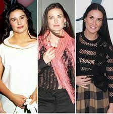 Demi Moore Young vs. Now: See Her ...