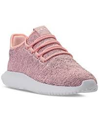 adidas pink shoes. adidas women\u0027s tubular shadow casual sneakers from finish line pink shoes t