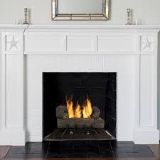 pleasant hearth 18 southern oak vent free gas log set 30 000 btu s ghp group inc
