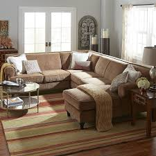 Pier One Living Room Build You Own Carmen Toasted Pecan Sectional Pier 1 Imports