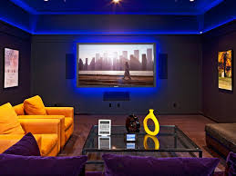 Home Media Room Designs