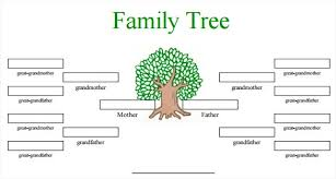 free family tree template word family tree template word madinbelgrade