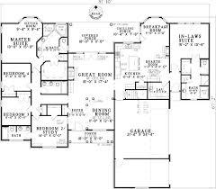 Spacious Ranch With Bonus Second Floor U0026 Inlaw Suite HWBDO75887 House With Inlaw Suite