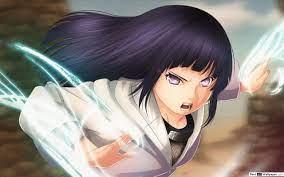 Naruto Shippuden - Hinata Hyuga, True Power HD Hintergrundbilder  herunterladen