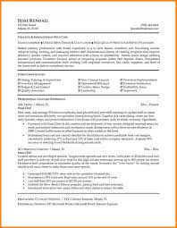 Executive Chef Resume Examples Examples Of Resumes