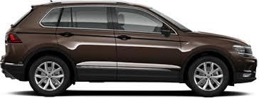 Комплектации и цены Volkswagen Tiguan