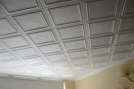 Decorative Foam Tiles White Styrofoam Ceiling Tiles From Decorative Inc Pertaining To 45