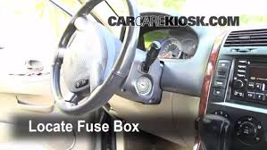 interior fuse box location 2002 2005 kia sedona 2003 kia sedona interior fuse box location 2002 2005 kia sedona
