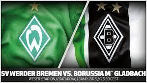 Sigue el partido entre werder bremen y borussia m'gladbach en directo. Bundesliga Sv Werder Bremen Borussia Monchengladbach Matchday 33 Match Preview