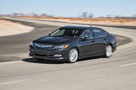 2014 Acura RLX First Test - Motor Trend