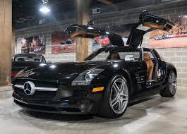 mercedes benz sls amg. Contemporary Benz 12KMile 2012 MercedesBenz SLS AMG Intended Mercedes Benz Sls Amg