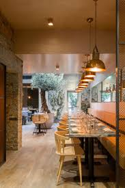 restaurant lighting ideas. Bandol Bar \u0026 Restaurant By Kinnersley Kent Design In London\u0027s Chelsea Is Inspired Outdoor Dining Provence Mixed With A Strongly Contemporary Feel. Lighting Ideas S