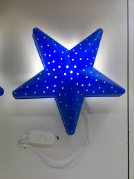 ikea wall lighting. IKEA CHILDREN BLUE STAR BEDROOM WALL LIGHT/LAMP: Amazon.co.uk: Kitchen \u0026 Home Ikea Wall Lighting E