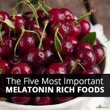 The Five Most Important Melatonin Rich Foods