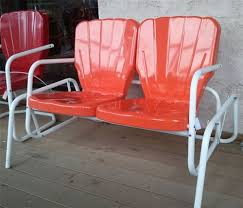 modern outdoor furniture metal patio