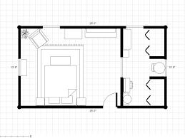 Layout For Small Bedroom Incredible Beautiful Small Bedroom Floor Plans From Very Small