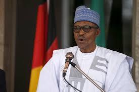 making africa great again reducing aid dependency file photo ian president muhammadu buhari speaks during german president joachim gauck s to the