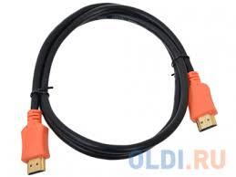 Кабель HDMI <b>Gembird</b>, 1м, v2.0, 19M/19M, серия <b>Light</b>, черный ...
