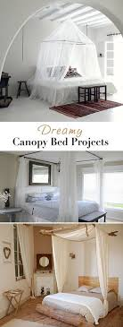 Dreamy Canopy Bed Projects  Lots of Ideas & DIY Tutorials!