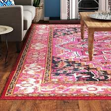 pink area rugs light pink area rug canada