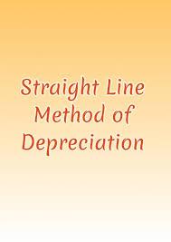 Straight Line Depreciation Original Cost Method 100