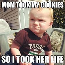 Tough Baby memes | quickmeme via Relatably.com