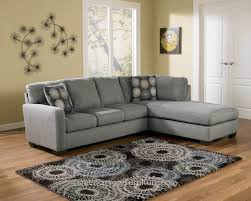light gray living room furniture. Minimalist Sectional Sofa Made Of Microfiber With Wooden Legs In Gray Color Scheme Polkadot Pattern Light Living Room Furniture