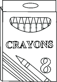 crayons coloring page coloring page crayon s s coloring pages for the crayon box that talked crayola