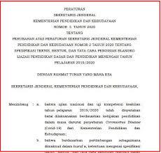 Check spelling or type a new query. Petunjuk Teknis Juknis Pengisian Blangko Ijazah Sd Smp Sma Tahun 2020 Situs Guru