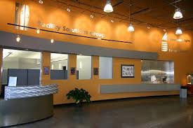 open ceiling lighting. the american light showroom design features a high tech architecture with an open suspended ceiling lighting l