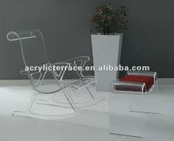 clear acrylic rocking chair clear acrylic rocking chair classic acrylic sofa chair royale acrylic lerisure chair on alibaba com