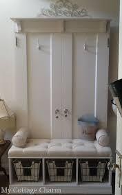 Hall Seat Coat Rack Best 100 Entryway Bench Coat Rack Ideas On Pinterest Entryway With 81