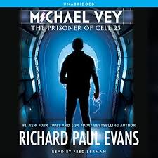michael vey the prisoner of cell 25 audiobook cover art