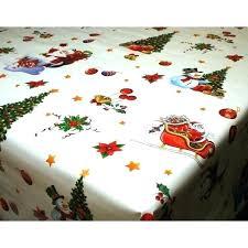 dunelm vinyl tablecloth tablecloth sleigh white vinyl oilcloth round tablecloths centerpiece flowers