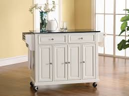 Target Kitchen Island White Kitchen 63 Interesting Small Kitchen Carts With Black Granite