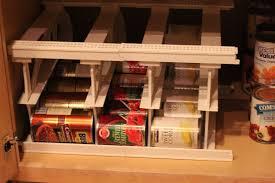Diy Kitchen Storage Solutions Diy Kitchen Cabinet Organizing Ideas Design Porter