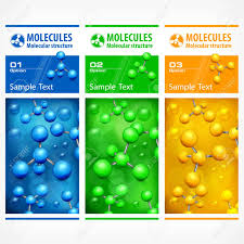 Science Poster Background Color Medical Science Poster Molecular Background And Text For