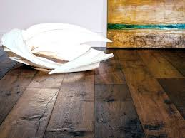 wide plank hardwood flooring installed in haute spots