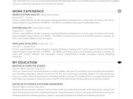 Template Resume Heading Format Unique Header Template Example