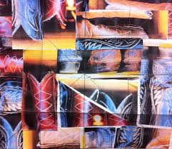 Example Of A Collage Melisa Kingrey Abstract Collage Example Elams Art History