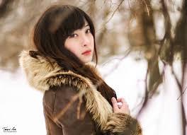Kết quả hình ảnh cho cô gái mùa đông