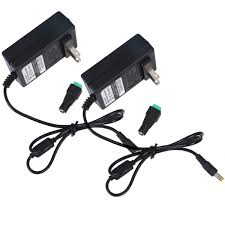 Led Light Power Cable Details About 2 X 12v 3a Led Light Strip Power Supply 36w Ac Adapter Smd 3528 5050 5630