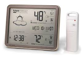 acurite 75077 wireless weather forecaster