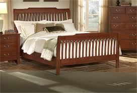 Black Queen Sleigh Bed Andreas King Size
