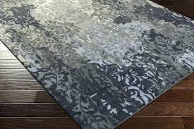 slate blue area rugs slate area rug brocade charcoal grey slate closeout area rug slate blue