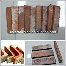 red brick tile used old brick tile exterior wall bricks exterior wall wall brick wall