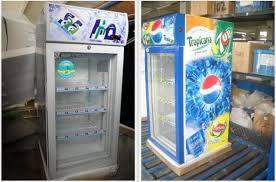 50l saving energy mini display fridge