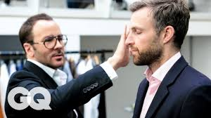 <b>Tom Ford</b> Gives a 30-Year-Old <b>Man</b> an Eyebrow Makeover | Project ...